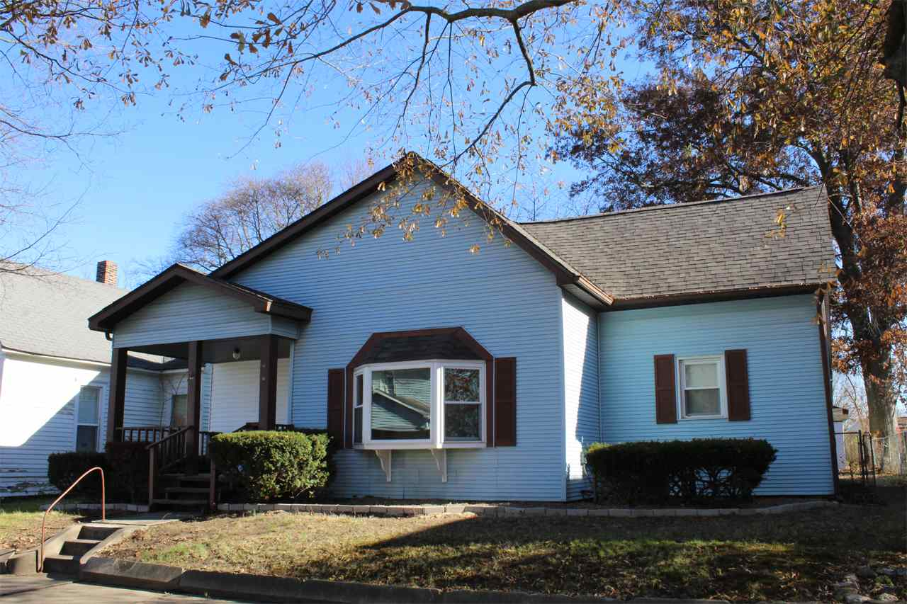 626 S Seminary Street, Princeton, IN 47670