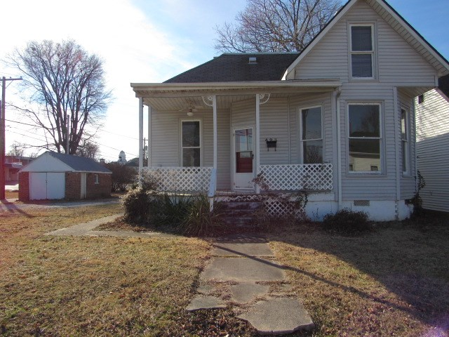 423 N Canal Street, Mount Vernon, IN 47620