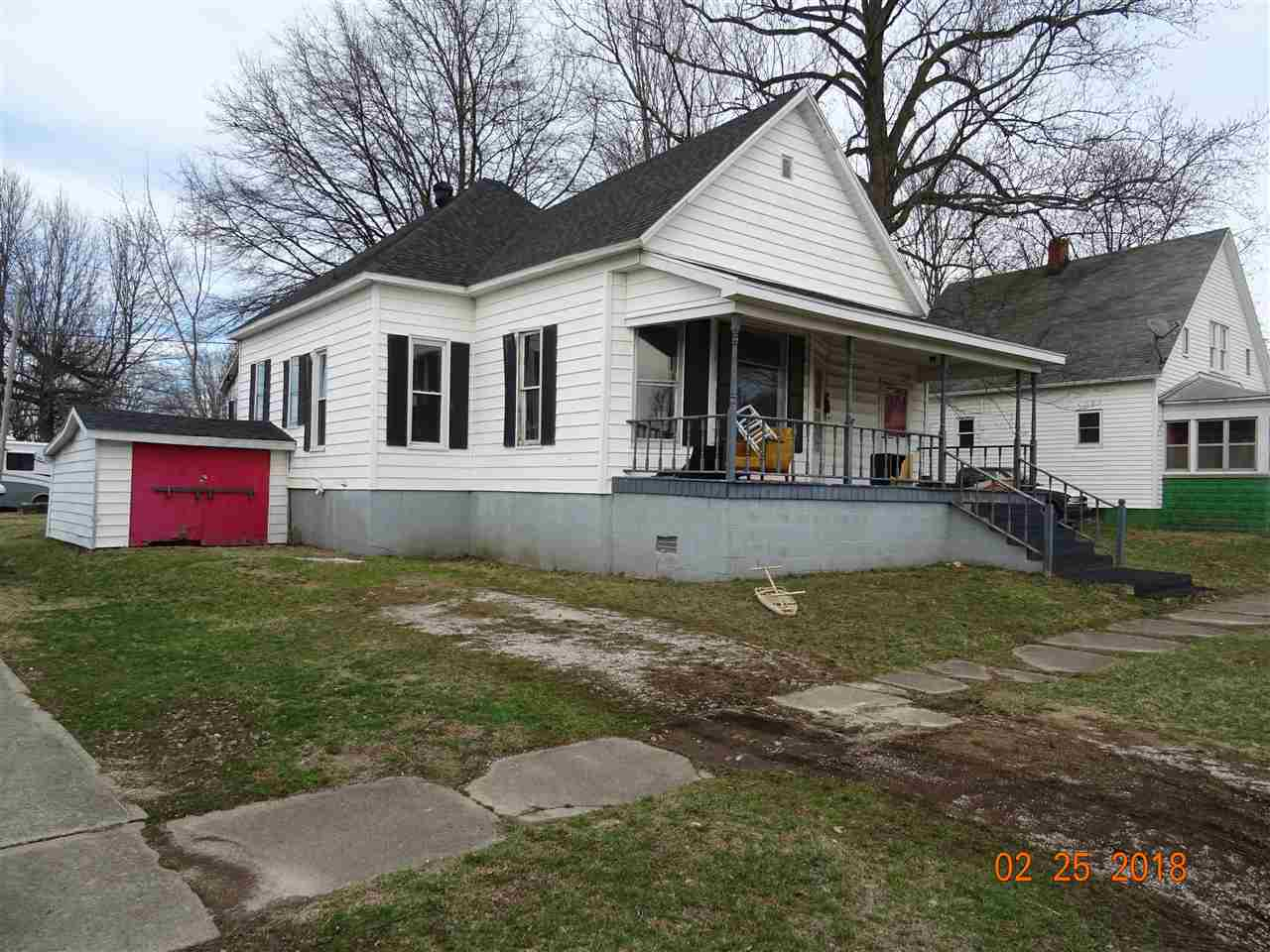 312 W 6th, Bicknell, IN 47512