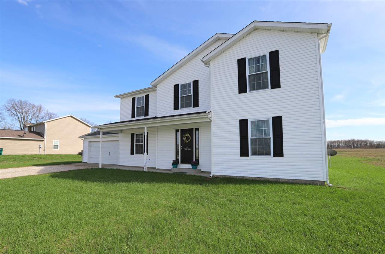 9665 Winyard Place, Owensville, IN 47665