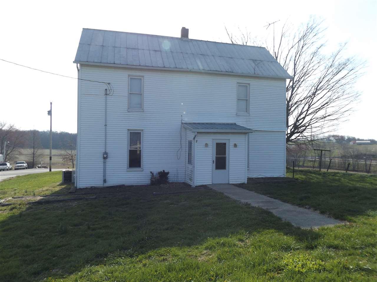 5313 S Patoka Road, Huntingburg, IN 47542