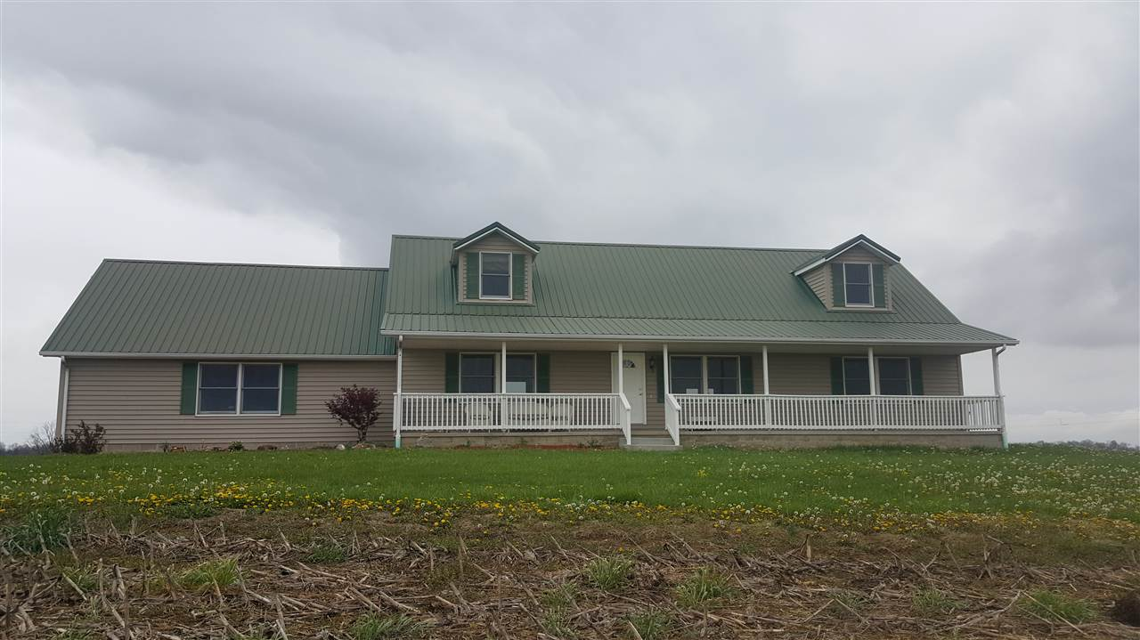 2220 S Kapps Road, Vincennes, IN 47591
