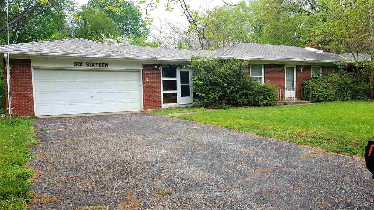 616 Forest Park Drive, Newburgh, IN 47630