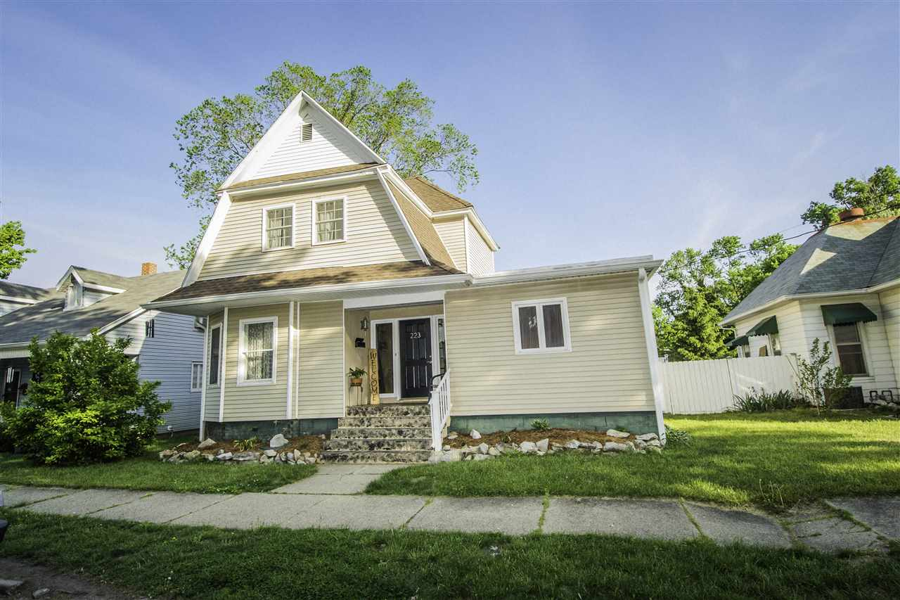 223 S 8th Street, Vincennes, IN 47591