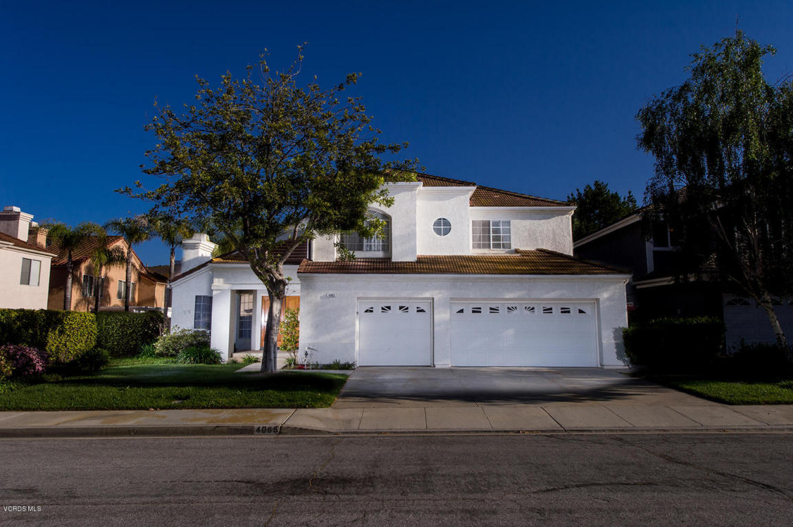 4065 Bending Oak Court, Moorpark, CA 93021
