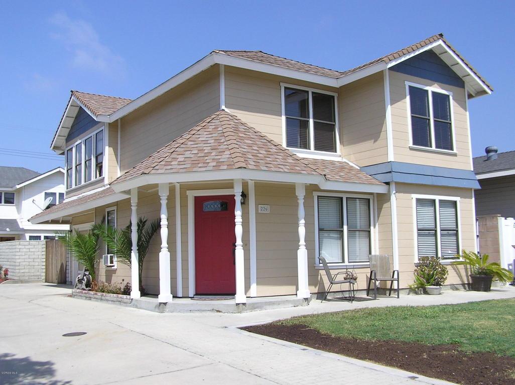 226 N Palm Avenue, Santa Paula, CA 93060