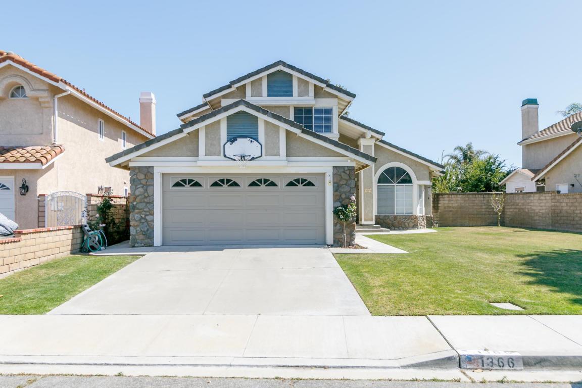 1366 Bluejay Street, Fillmore, CA 93015