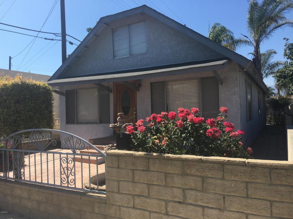 1219 E Ventura Street, Santa Paula, CA 93060