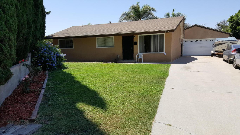 423 Hume Drive, Fillmore, CA 93015