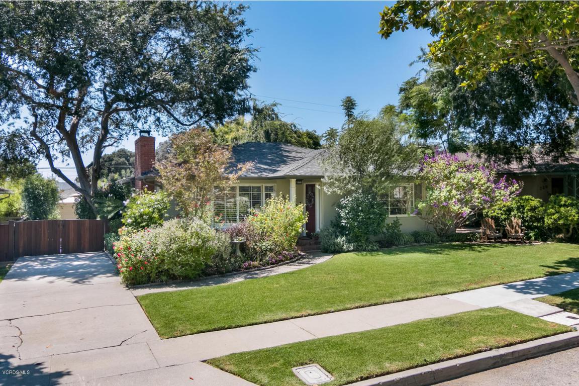 227 Palomares Avenue, Ventura, CA 93003