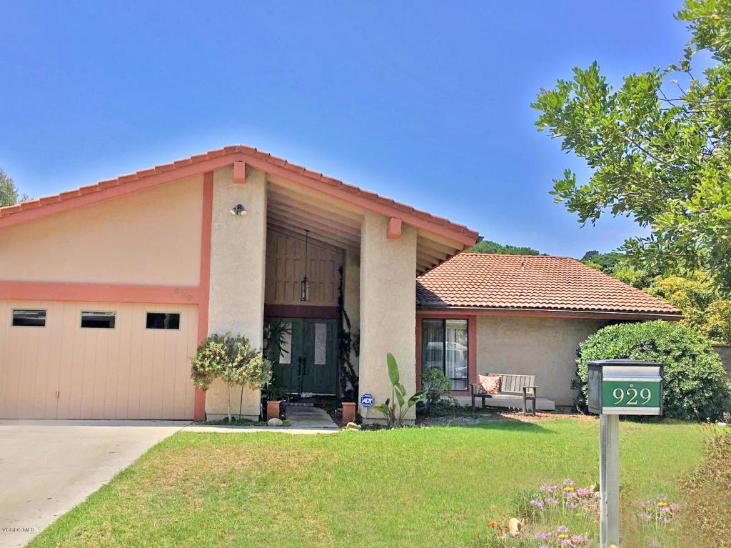 929 High Point Drive, Ventura, CA 93003