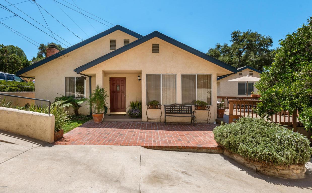 123-131 Olive Street, Oak View, CA 93022