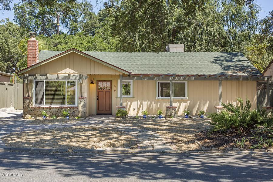 510 Shady Lane, Ojai, CA 93023