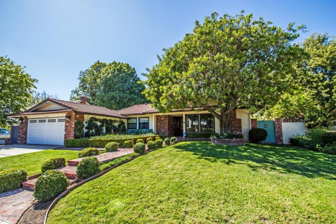 1511 Valley High Avenue, Thousand Oaks, CA 91362