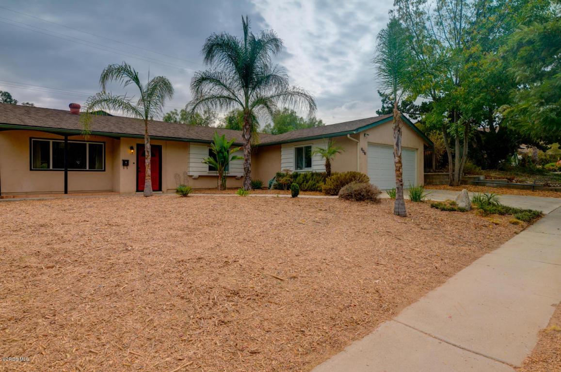 509 Vallerio Avenue, Ojai, CA 93023