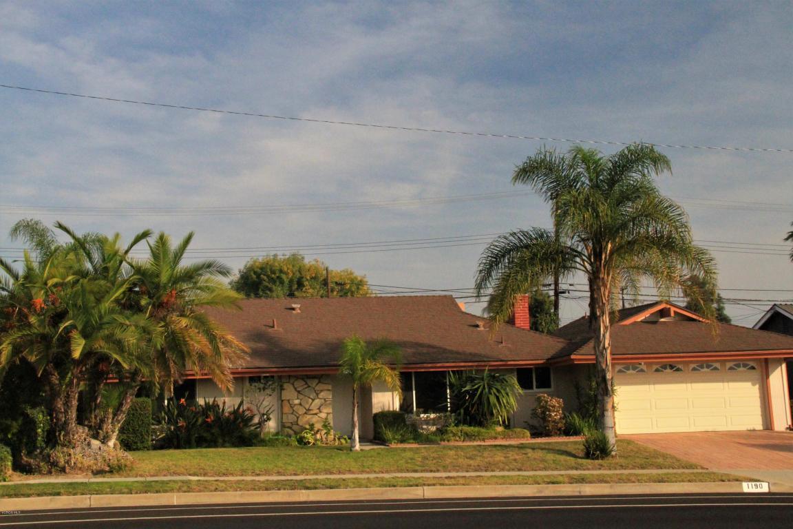 1190 Rosewood Avenue, Camarillo, CA 93010