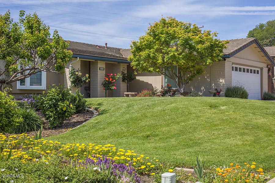 144 Valley Ridge Street, Ojai, CA 93023