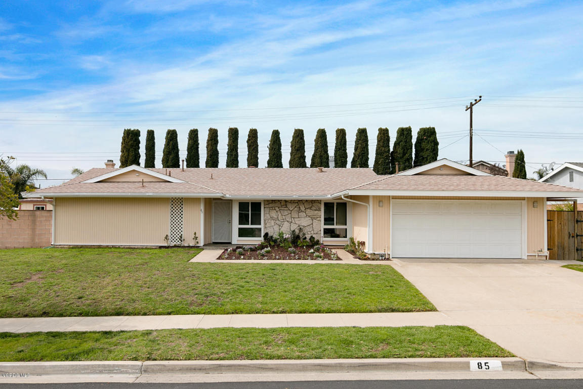 85 Imperial Avenue, Ventura, CA 93004