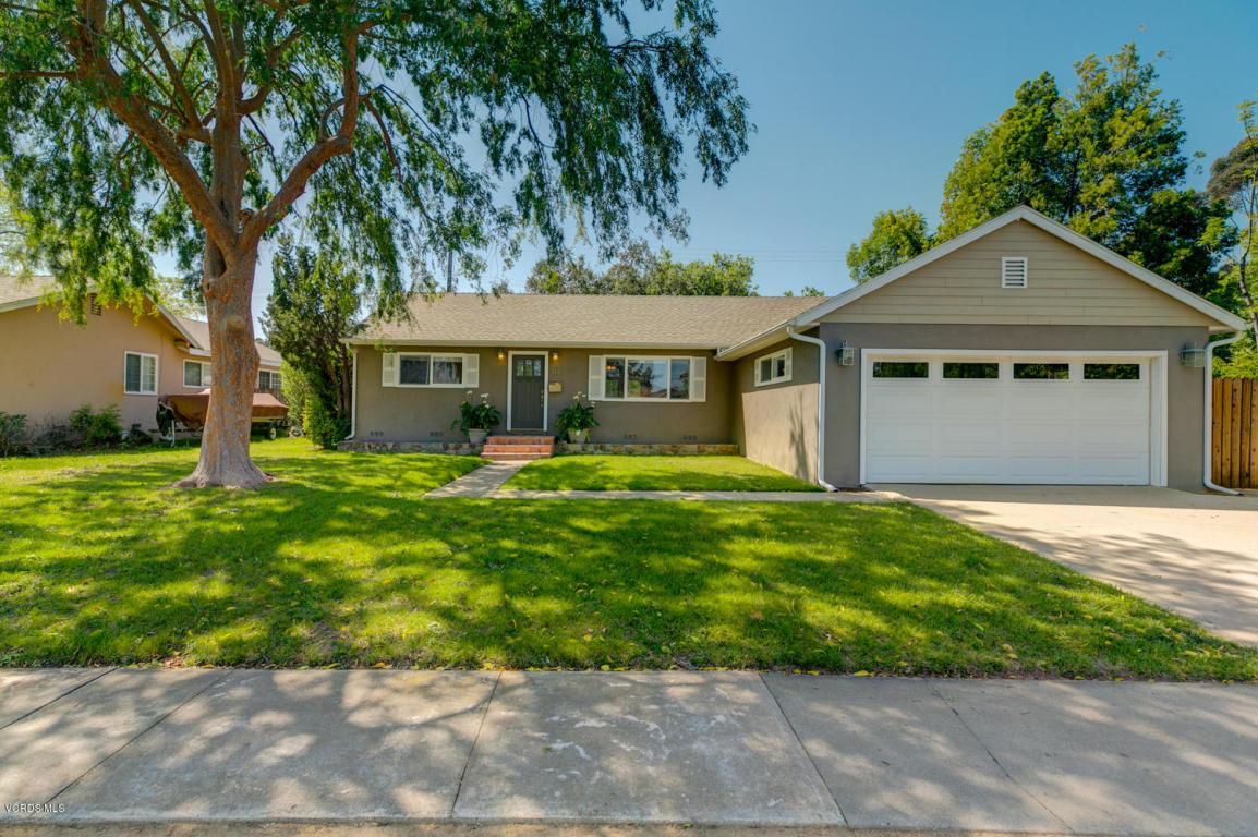 113 Vallerio Avenue, Ojai, CA 93023