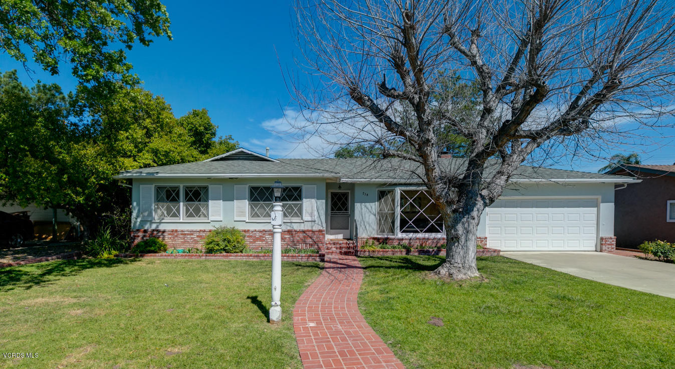 714 Mercer Avenue, Ojai, CA 93023