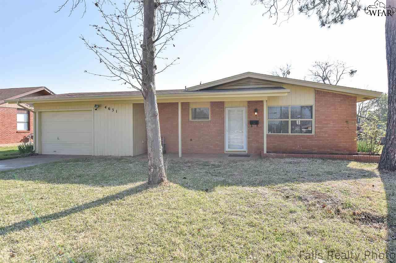 4631 Stanford Avenue, Wichita Falls, TX 76308