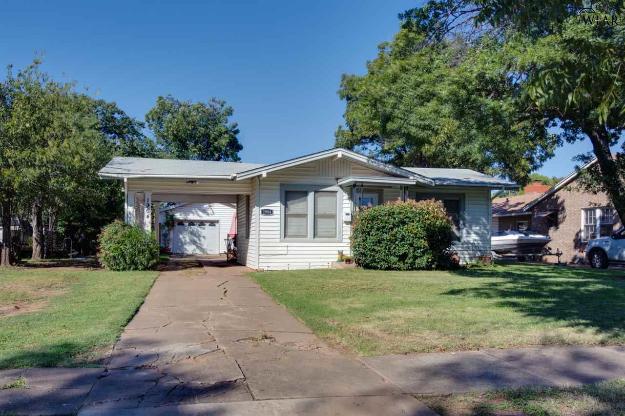 1904 Keeler Avenue, Wichita Falls, TX 76301