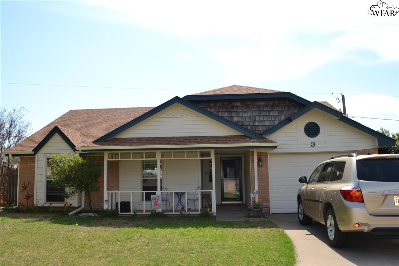 3 Indigo Circle, Wichita Falls, TX 76310