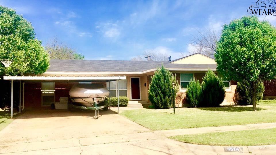 4514 Lindale Drive, Wichita Falls, TX 76308