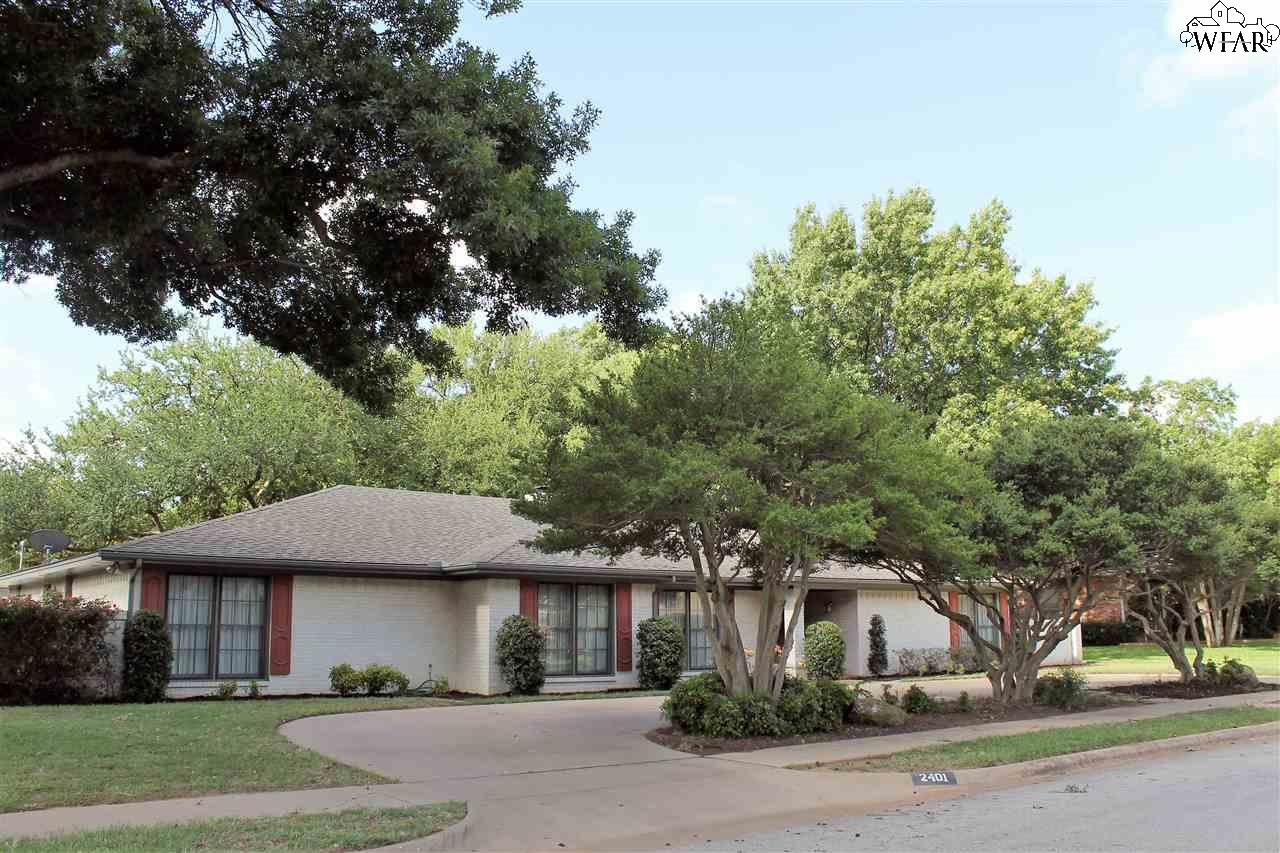 2401 Essex Drive, Wichita Falls, TX 76308