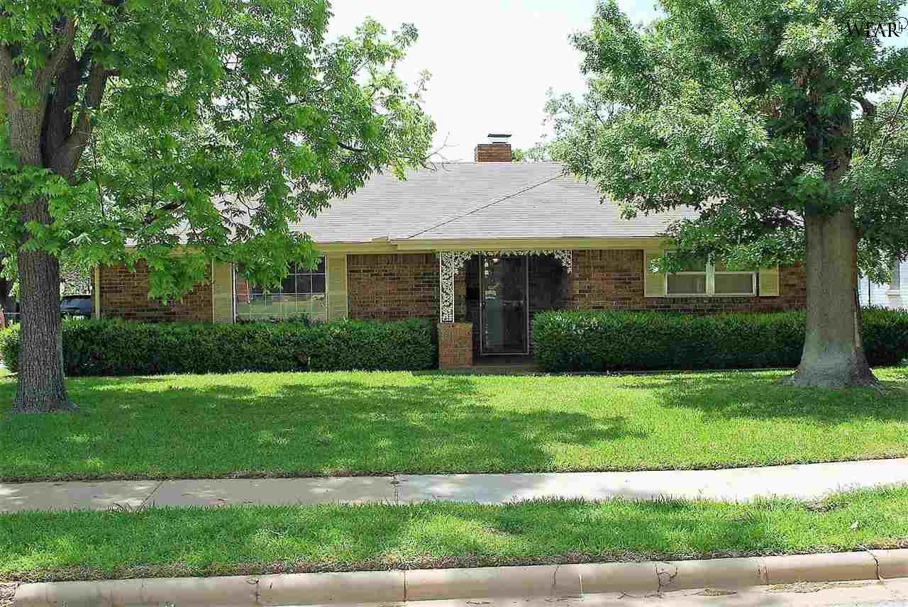 4115 Kingsbury Drive, Wichita Falls, TX 76309