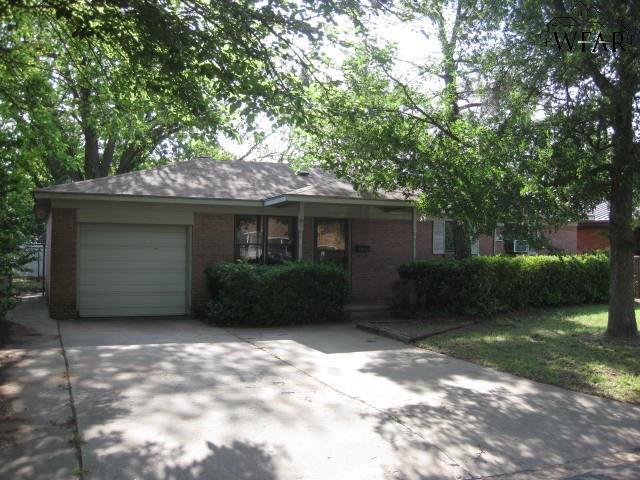 1107 Cheryl Drive, Burkburnett, TX 76354