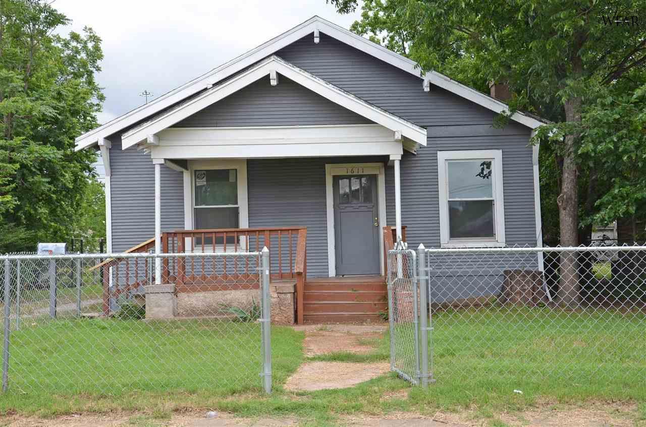 1611 Lucile Avenue, Wichita Falls, TX 76301