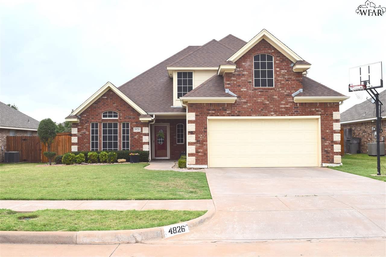 4826 Olympic Drive, Wichita Falls, TX 76310