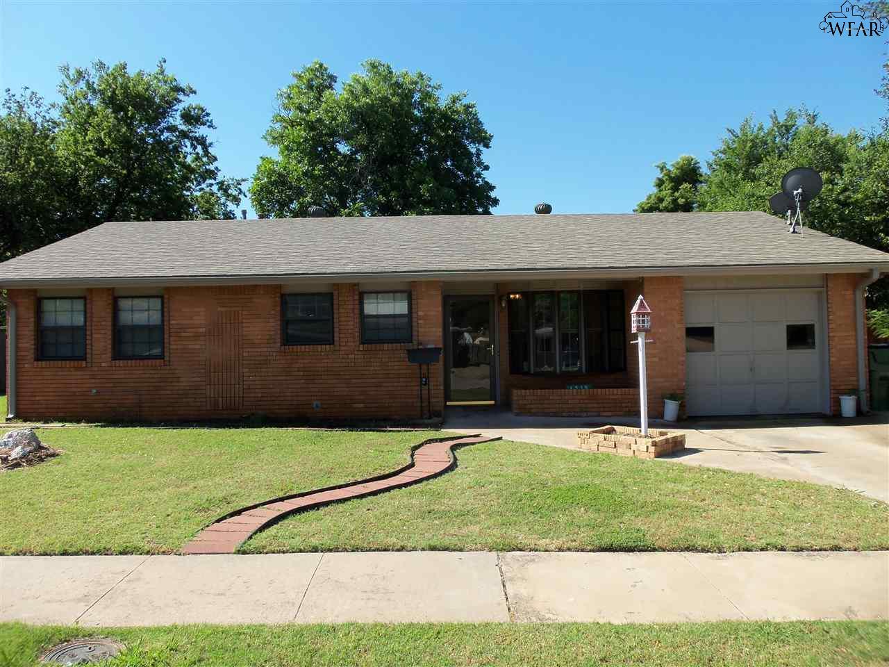 4515 Lockwood Drive, Wichita Falls, TX 76308
