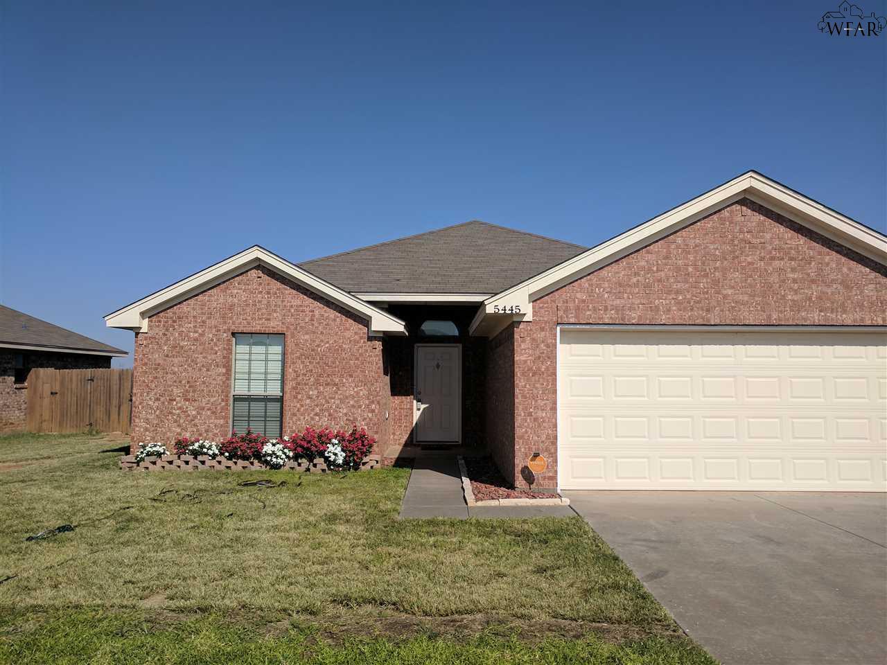 5445 Carlson Street, Wichita Falls, TX 76302