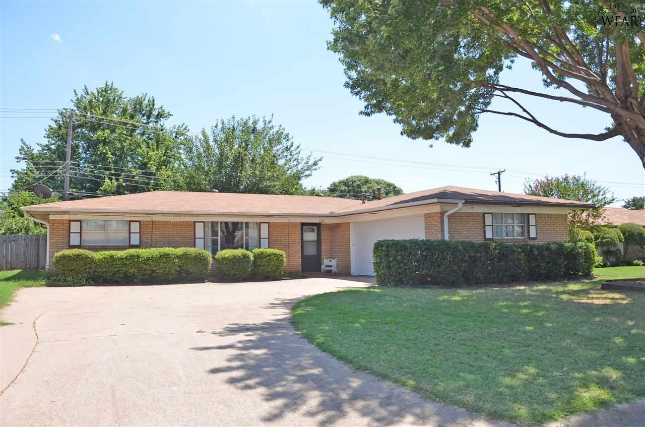 122 Highland Drive, Burkburnett, TX 76354