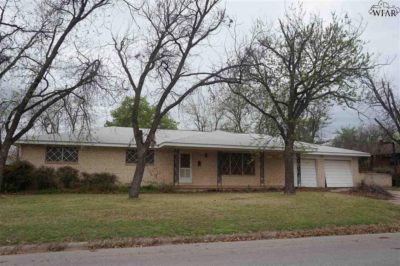 1512 Rita Lane, Iowa Park, TX 76367