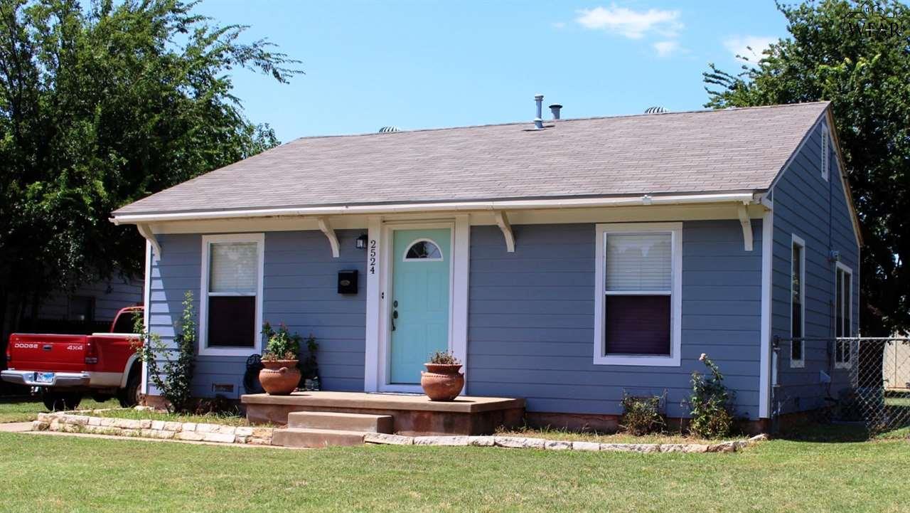 2524 Inglewood Drive, Wichita Falls, TX 76301
