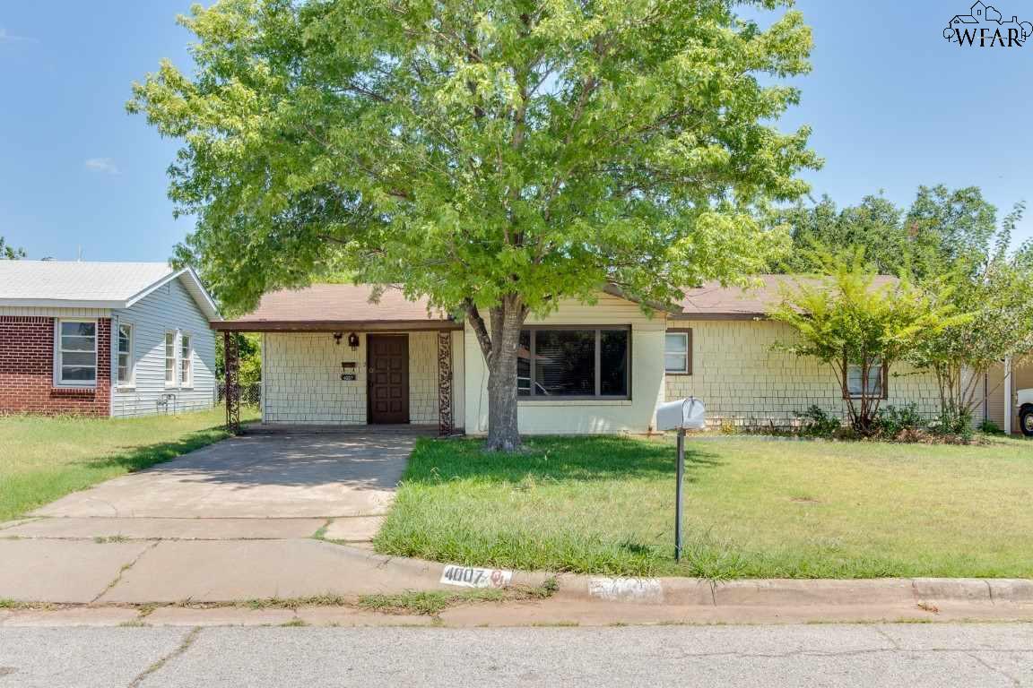 4007 Gossett Drive, Wichita Falls, TX 76308