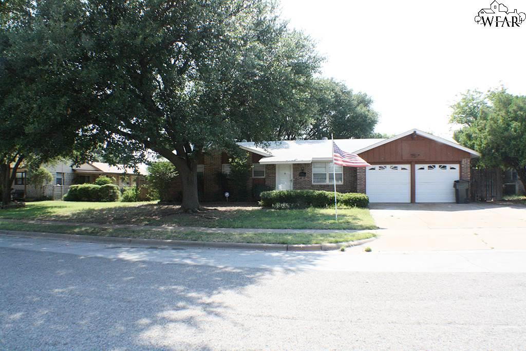 4002 Kevin Drive, Wichita Falls, TX 76306