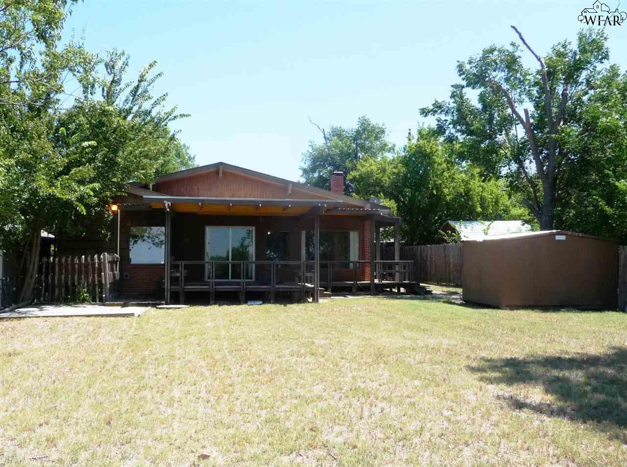 103 Ski Shore Street, Wichita Falls, TX 76308