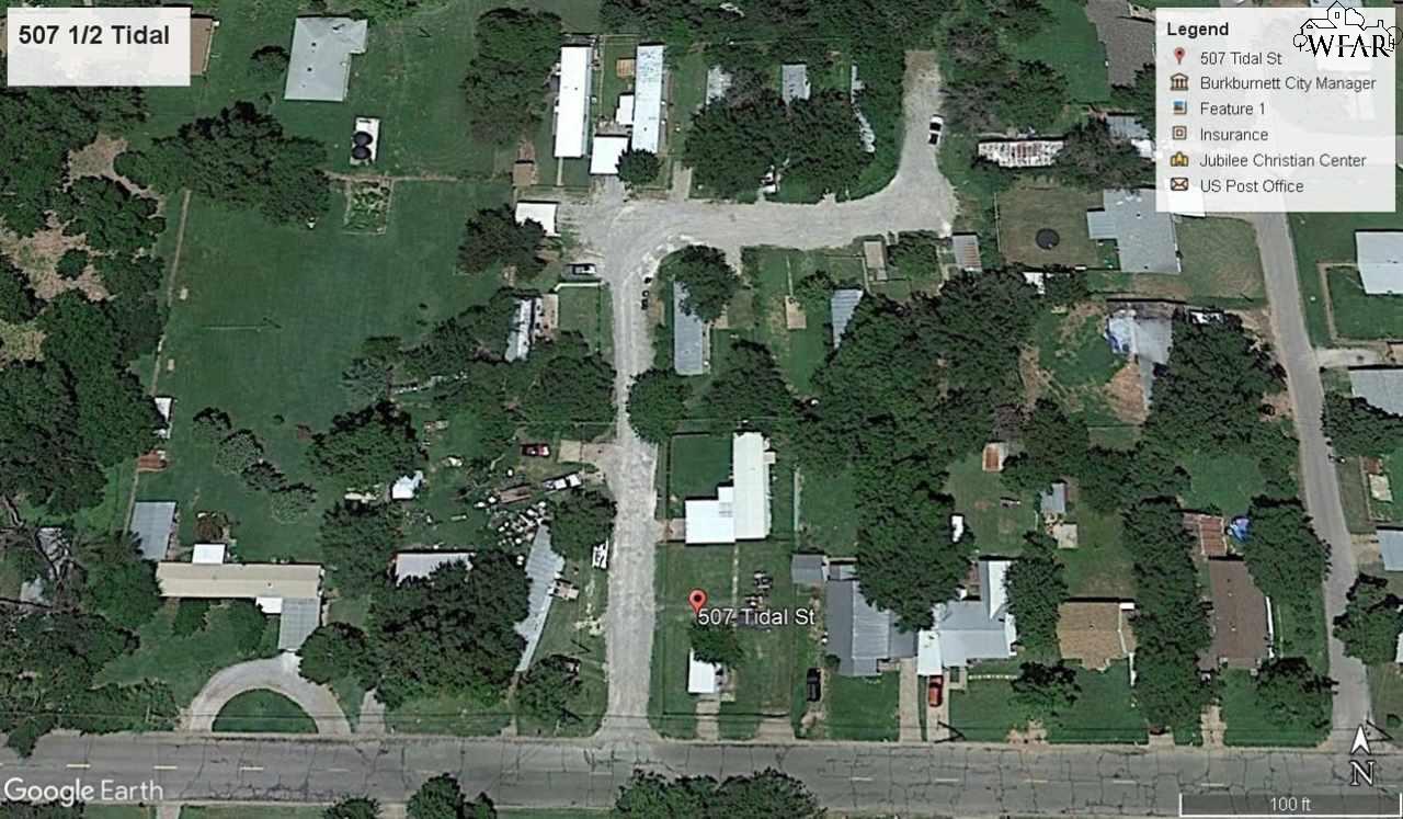 209 S Avenue B, Burkburnett, TX 76354