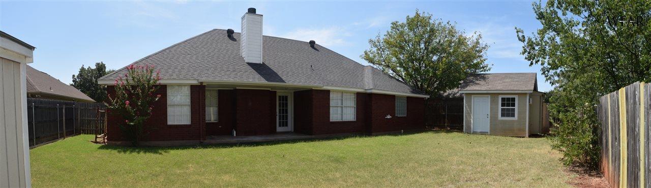 4831 Tortuga Trail, Wichita Falls, TX 76309