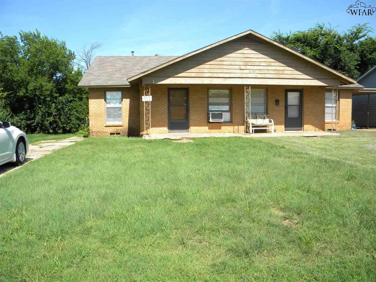 3303 1/2 Garfield Street, Wichita Falls, TX 76308