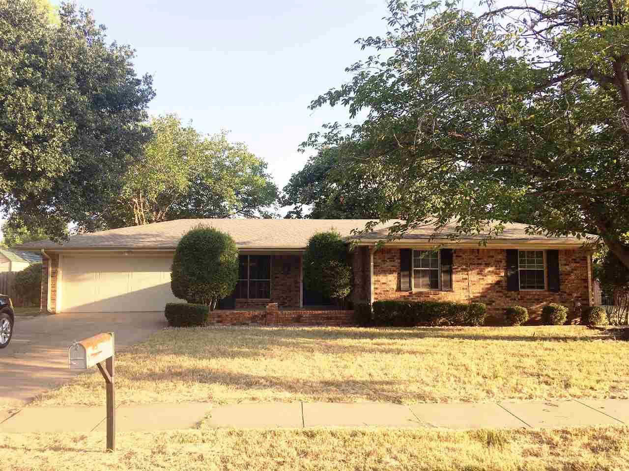 4705 Reginald Drive, Wichita Falls, TX 76308