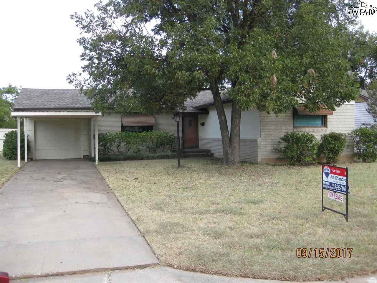 4209 Idlewood Drive, Wichita Falls, TX 76308