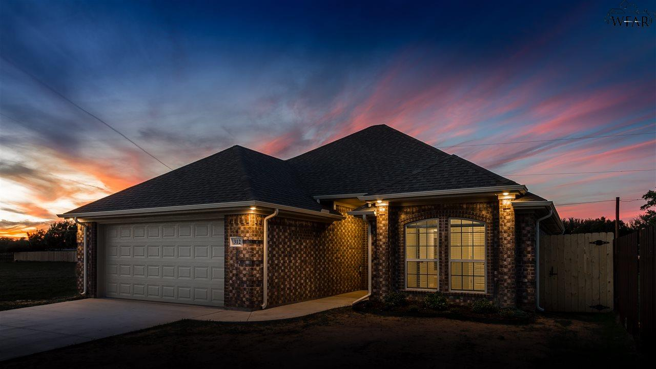 312 Mariners Way, Wichita Falls, TX 76308