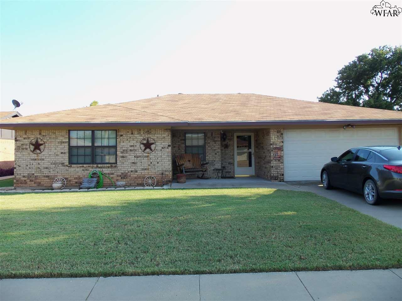 4309 Greenridge, Wichita Falls, TX 76306