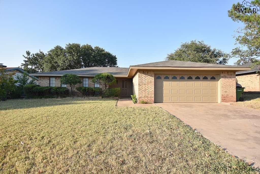 5014 Edgecliff Drive, Wichita Falls, TX 76302