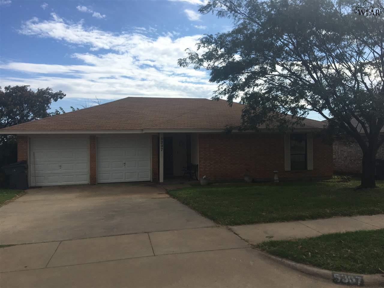 5307 Hooper Drive, Wichita Falls, TX 76306